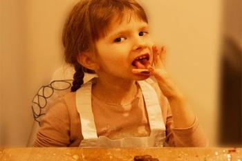 Warsztaty czekoladowe